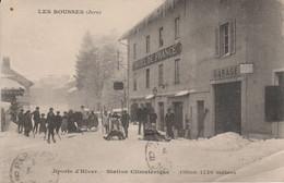 39 - LES ROUSSES - Hôtel De France - Otros Municipios