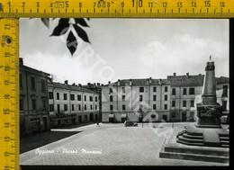 Lecco Oggiono Piazza Manzoni ( Bozza Fotografica) - Lecco