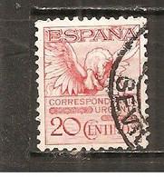 España/Spain-(usado) - Edifil  592A- Yvert  Urgente-5 (o) - Correo Urgente