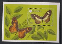 Gambia - 1994 - Bloc Feuillet BF N° Yv. 236 - Papillons / Butterflies - Neuf Luxe ** / MNH / Postfrisch - Papillons