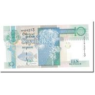 Billet, Seychelles, 10 Rupees, KM:36a, NEUF - Seychelles