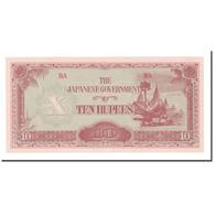 Billet, Birmanie, 10 Rupees, KM:16b, NEUF - Andorra