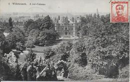 CB .   WILLEBROECK ..-- 1914 Vers MOYEUVRE - GRANDE ( Melle Marguerite KREMER ) . Voir Verso . - Willebroek