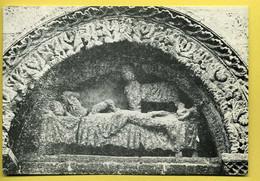 16 Ruffec Tympan De L' église Saint André - Ruffec
