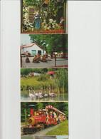Bettembourg G.D.L. : Parc Merveilleux --- 8 Kleine Kaartjes Aan Elkaar Hangend - Bettembourg