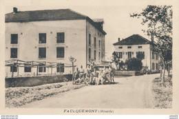 57) FAULQUEMONT : Militaires - Soldats - Faulquemont