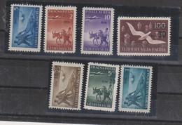 YUGOSLAVIA,1949 TRIESTE B  Airmail  Set MNH - Ongebruikt