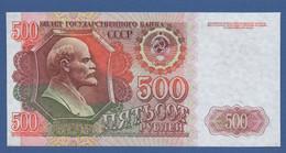 RUSSIA - P.249a – 500 RUBLES1992 - UNC - Russia