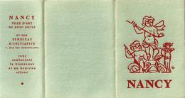 *CPA - 54 - NANCY - Pochette De 6 CPA - édition Syndicat Initiative De Nancy - Nancy