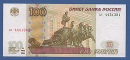 RUSSIA - P.270c – 100 RUBLES1997 (2004) - UNC - Russia