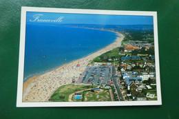H4/ FRANCEVILLE VUE AERIENNE 14 CALVADOS  EDITIONS LE GOUBERT    FRANCE EUROPE - Andere Gemeenten