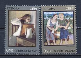 Finlande - Finnland - Finland 1975 Y&T N°728 à 729 - Michel N°764 à 765 *** - EUROPA - Nuevos
