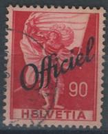LL-/-724-. YVERT N° 198 - ZUMSTEIN - TIMB. ADM.  OFFICIEL,  N° 59, OBL., COTE 3.00 €,  VERSO SUR DEMANDE - Officials