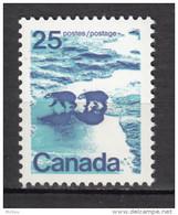 Canada, MNH, 1972, #597, Ours Polaire, Polar Bear - Neufs