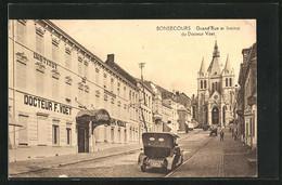 AK Bonsecours, Grand`Rue Et Institut Du Docteur Voet - Non Classés