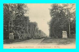 Rd A005 / 659 60 - CHATEAU DE CHANTILLY Parc Allée De L'Entrainement - Chantilly
