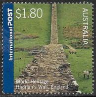 Australia SG2509 2005 World Heritage $1.80 Good/fine Used [2/1646/6D] - Oblitérés
