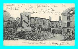 A903 / 365 02 - SOISSONS Ruines Vers La Place Saint Pierre - Guerre 1914 - Soissons