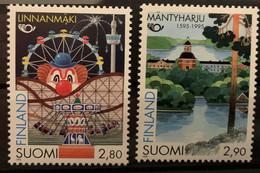 FINLAND - MNH** - 1995 - # 1302/1303 - Nuevos