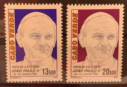 CAPE VERDE - MNH** - 1990 - # 566/567 - Cape Verde