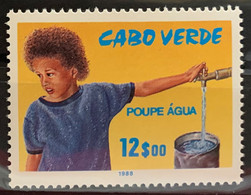 CAPE VERDE - MNH** - 1988 - # 537 - Cape Verde