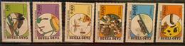 CAPE VERDE - MNH** - 1988 - # 518/523 - Cape Verde