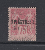 Turkey (French Offices Levant), Scott 4 (Yvert 2), Used - Oblitérés