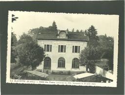 71 La Clayette Hôtel Des Postes Terminé En 1916 Inauguré En 1921 édit. Combier Cim - Altri Comuni
