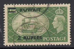 Kuwait, Scott 99 (SG 90), Used - Kuwait