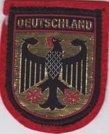 Ecusson Tissu - Allemagne - Aigle - Blason - Armoiries - Héraldique - Patches
