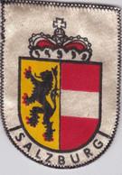 Ecusson Tissu - Autriche - Salzburg - Blason - Armoiries - Héraldique - Patches