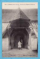 LAMBALLE A 2 Sous Le Porche De Saint Martin ( TTB ETAT Non écrite ) +2922 - Lamballe