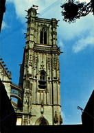Clamecy La Tour De La Collégiale St Martin     CPM Ou CPSM - Clamecy