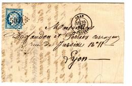 43933 - CERES 25 C, Bleu - Briefe U. Dokumente
