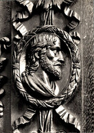 Le Moutier D'ahun Boisserie Le Medaillon Du Christ       CPM Ou CPSM - Non Classés