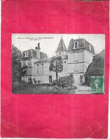 SAINT JEAN D'ANGELY - 17 -  Le Chateau De Chancelay - Asile Joseph Lair - LYO87/SWP - - Saint-Jean-d'Angely
