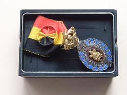 Medaille V/d ARBEID ( Verdienste ) 1 Stuk ( Zie Foto's Voor Detail AUB / Voir Photo ) What You See Is What You Get ! - Other