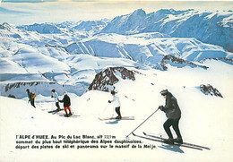 38 - Alpe D' Huez - Ski D' été  A 866 - Otros Municipios