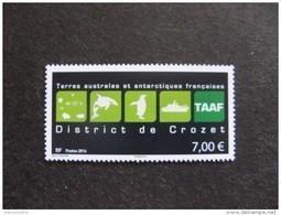 TAAF:  TB N° 709, Neuf XX. - Neufs