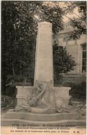 61ko 58 CPA - ILE D'OLERON - SAINT TROJAN LES BAINS MONUMENT DES ENFANTS DE LA COMMUNE MORTS POUR LA FRANCE - Ile D'Oléron