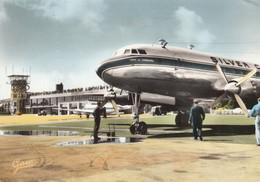 CPA - Handley Page Hermès - Compagnie Silver City - Aéroport Du Touquet Paris Plage - 1946-....: Era Moderna