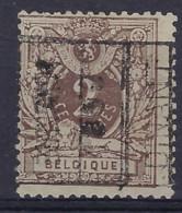 LIGGENDE LEEUW Nr. 44 Voorafgestempeld Nr. 204 A  DINANT 1899 ; Staat Zie Scan ! Inzet 150 € ! - Roulettes 1894-99
