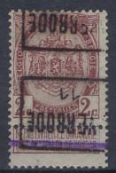 Wapenschild Nr. 82 Voorafgestempeld Nr. 1699 D  AVERBODE 11 ; Staat Zie Scan ! Inzet Aan 25 € ! - Roulettes 1910-19