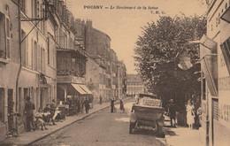 POISSY - Le Boulevard De La Seine - Poissy