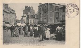 POISSY - Le Petit Marché - Poissy