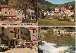 07 SAINT CIRGUES EN MONTAGNE - Multi Vues - BE - Andere Gemeenten
