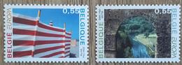 Belgique - YT N°3278, 3279 - EUROPA / Les Vacances - 2004 - Neuf - Unused Stamps