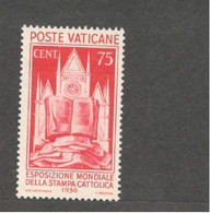 VATICAN....1936:Michel 55mnh**Cat.Value150Euros(180+) - Unused Stamps