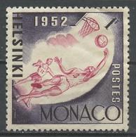 JO Helsinki - Monaco 1953 Y&T N°386 - Michel N°458 Nsg - 1f Basket Ball - Sommer 1952: Helsinki