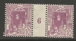 Algérie 076 1926 N°38 Millésime - Ungebraucht